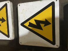 Hazard signs (Electric)