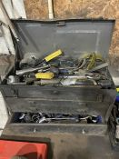 tool chest with contents of tools