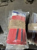 25 x 6.5mm & 25 x 7.5mm high speed drill bits (unused- in packets)