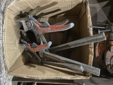 Bessey Lever Clamps (4 in the lot)