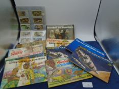 Collection of assorted Picture Card albums (full sets and part sets) plus loose cards incl Brooke