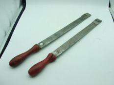 2 Sandvik Engineers Scrapers 620-30