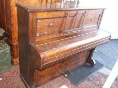 Challand & Son Upright Piano