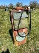 Regent Super petrol pump
