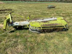 Claas 5ft hay mower