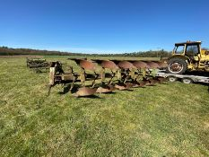 Dowdeswell 6 furrow plough