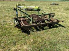 4ft plough press