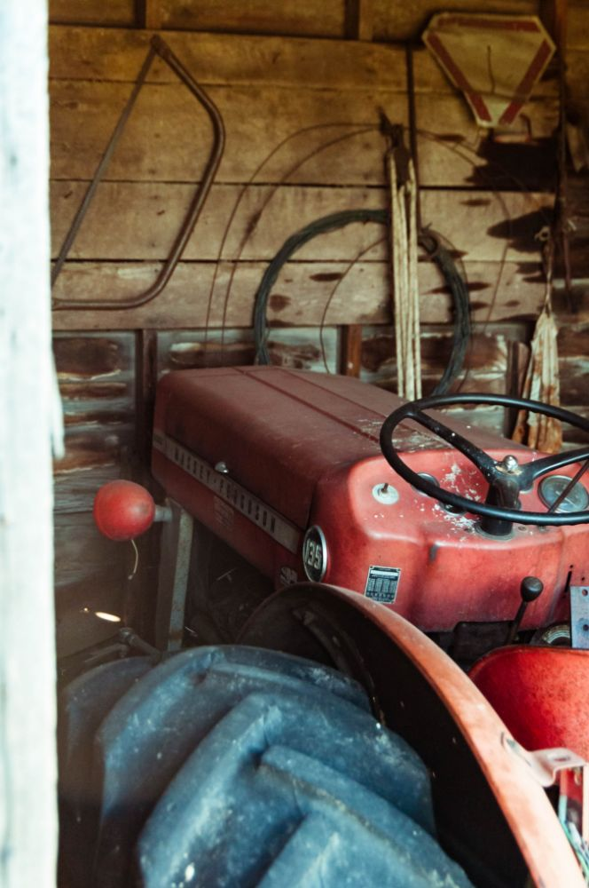 Weeting Collective Farm Machinery Sale