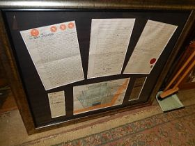 Conveyance Documents for the Castle Hotel Taprooms and other premises 26 th January 1911 ( removed
