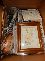 Box of Assorted Pictures
