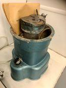 water cooled knife grinder