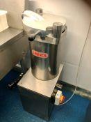 MAINCA FC-20 HYDRAULIC SAUSAGE FILLER Single phase of 1.5 HP / 1.10 kW (230V 50Hz / 110-220V 60 Hz)