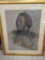 Samuel Laurence framed victorian portrait 1859