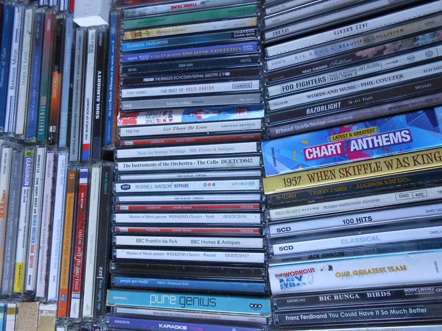 2 Boxes of CDs - Image 9 of 11