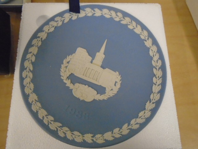 Wedgewood Jasperware collection all boxed some with certs, plus black bassalt medallion of HRH - Image 3 of 7