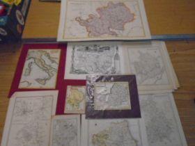 Sundry maps