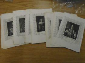 "prints- portraits 11x8"" approx 40"
