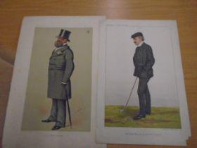 2 spy cartoon prints