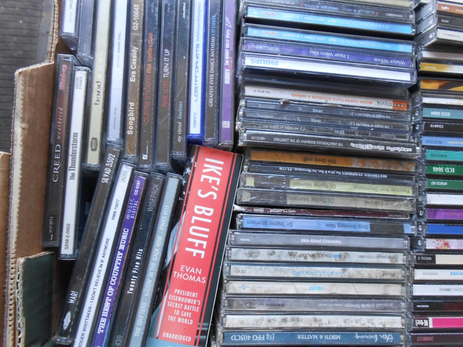 2 Boxes of CDs - Image 4 of 11