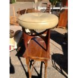 Retro G Plan Fresco Wide Dressing Table Stool~footstool for reupholstering