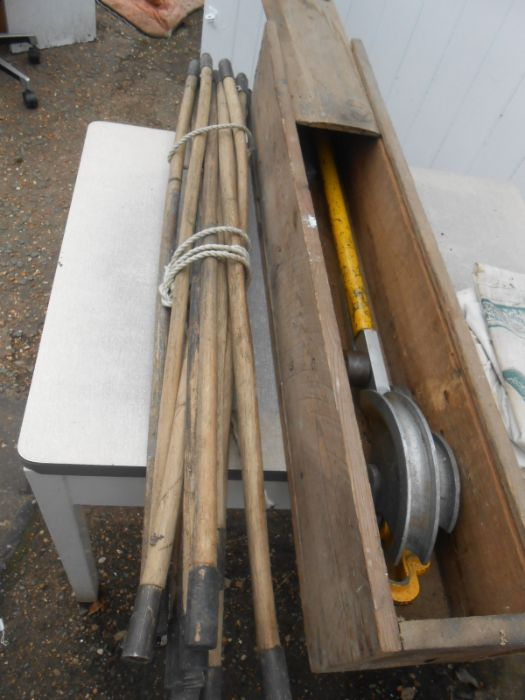 Half Stillage of Tools etc etc ( stillage not included ) - Image 52 of 54