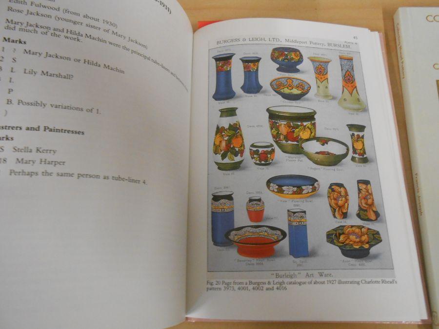 Charlotte Rhead Potter and Designer Bernard Bumpus and Collecting Rhead pottery Bernard Bumpus - Image 7 of 11