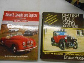 British Light Cars 1930-39 and Jowett Javelin and Jupiter