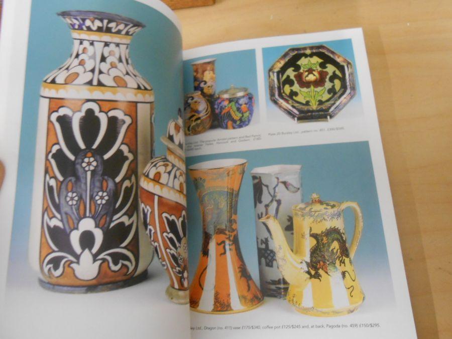 Charlotte Rhead Potter and Designer Bernard Bumpus and Collecting Rhead pottery Bernard Bumpus - Image 11 of 11