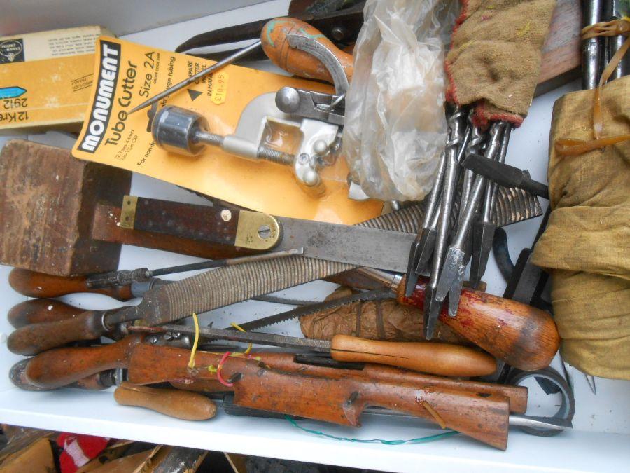 Half Stillage of Tools etc etc ( stillage not included ) - Image 24 of 54