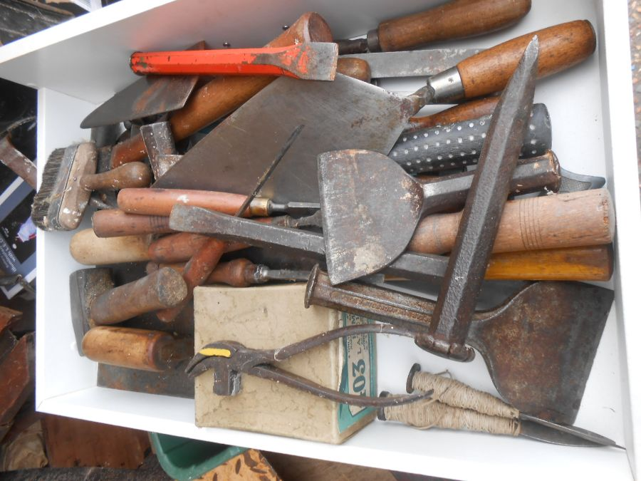 Half Stillage of Tools etc etc ( stillage not included ) - Image 31 of 54