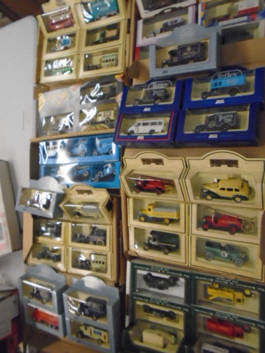 Lledo boxed cars collection