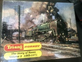 Triang Hornby The Story of Rovex Vol 2 165-1971 ( new still sealed )