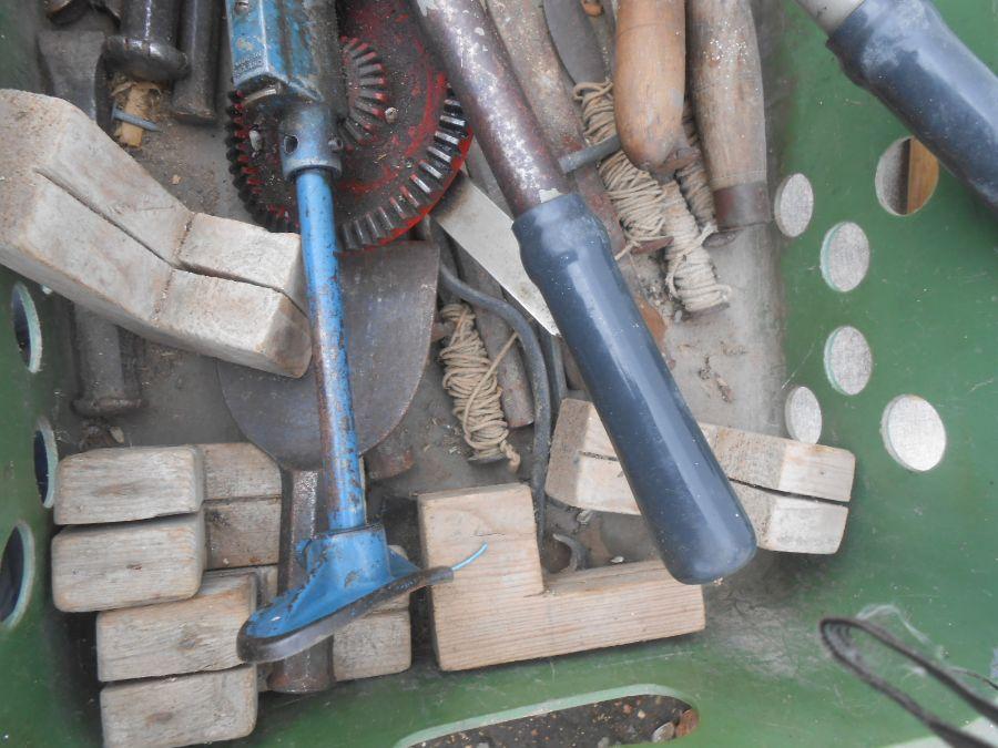 Half Stillage of Tools etc etc ( stillage not included ) - Image 4 of 54