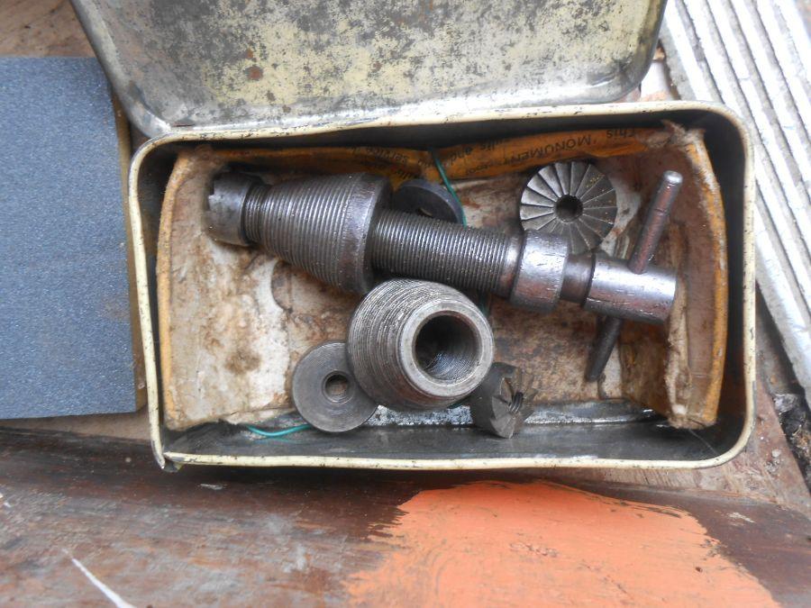Half Stillage of Tools etc etc ( stillage not included ) - Image 46 of 54