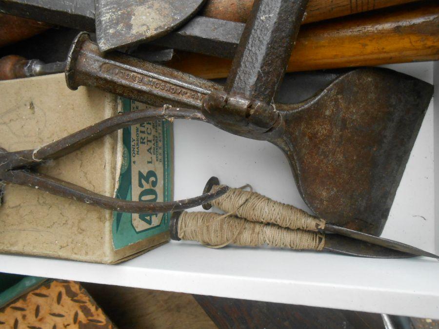 Half Stillage of Tools etc etc ( stillage not included ) - Image 32 of 54