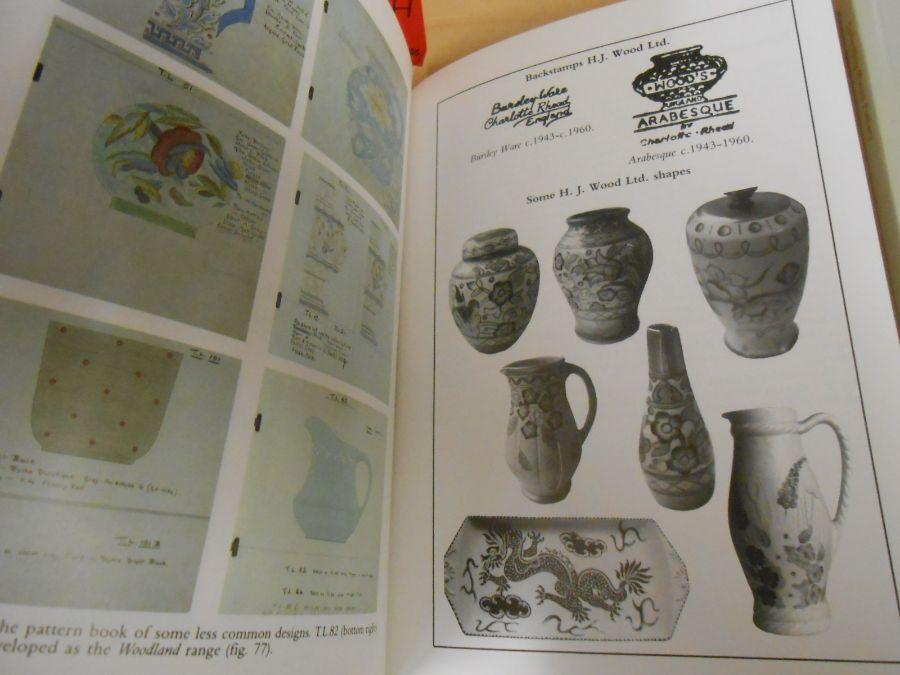 Charlotte Rhead Potter and Designer Bernard Bumpus and Collecting Rhead pottery Bernard Bumpus - Image 5 of 11