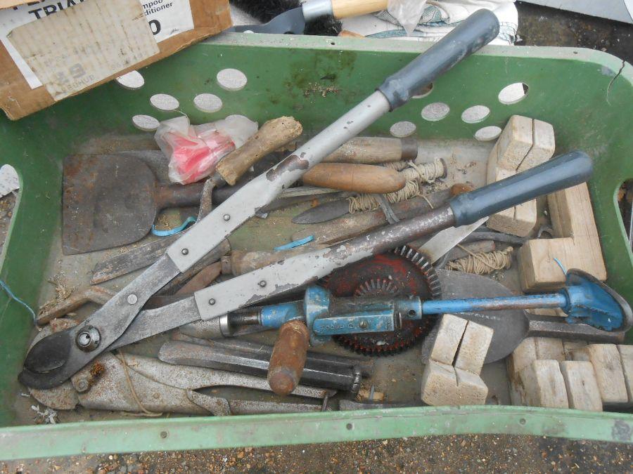 Half Stillage of Tools etc etc ( stillage not included )