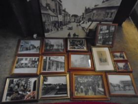 Downham Market prints from local hotel