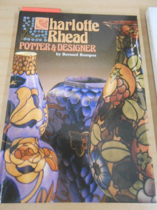Charlotte Rhead Potter and Designer Bernard Bumpus and Collecting Rhead pottery Bernard Bumpus - Image 2 of 11