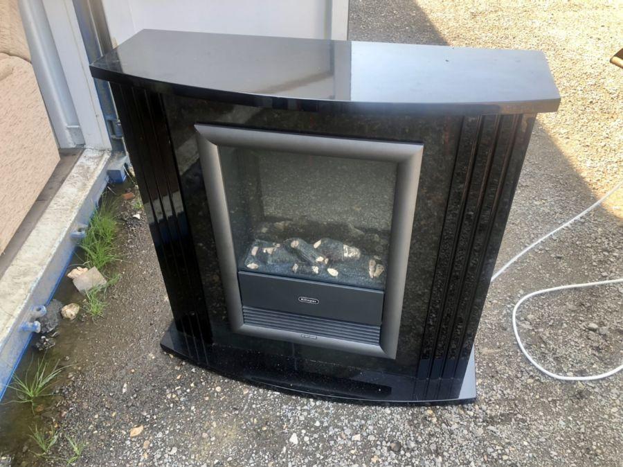 Modern Dimplex electric fire