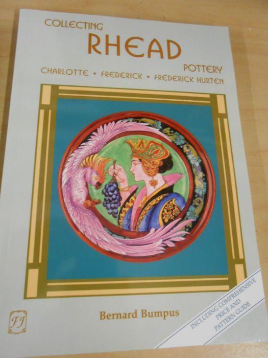 Charlotte Rhead Potter and Designer Bernard Bumpus and Collecting Rhead pottery Bernard Bumpus - Image 3 of 11