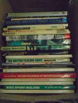 Motorbike related books