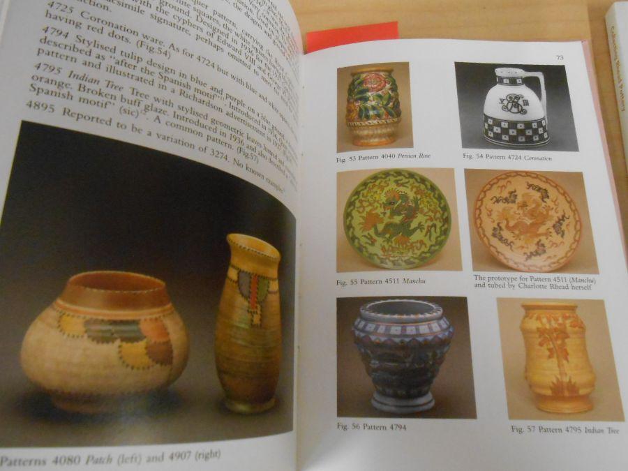 Charlotte Rhead Potter and Designer Bernard Bumpus and Collecting Rhead pottery Bernard Bumpus - Image 6 of 11