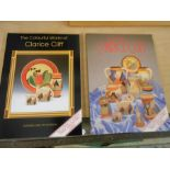 The Colourful World of Clarice Cliff Howard and Pat Watson and Collecting Clarice Cliff Howard and