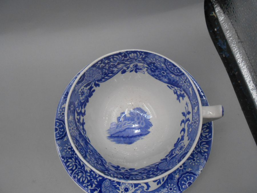Assorted Blue and White China - Image 6 of 10