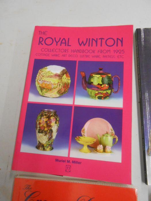 Royal Winton Collectors Handbook from 1925 Muriel M Miller , The Crown Devon Collectors Handbook Ray - Image 5 of 12