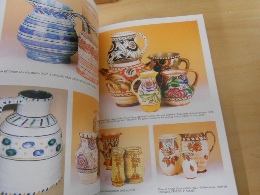 Charlotte Rhead Potter and Designer Bernard Bumpus and Collecting Rhead pottery Bernard Bumpus - Image 10 of 11