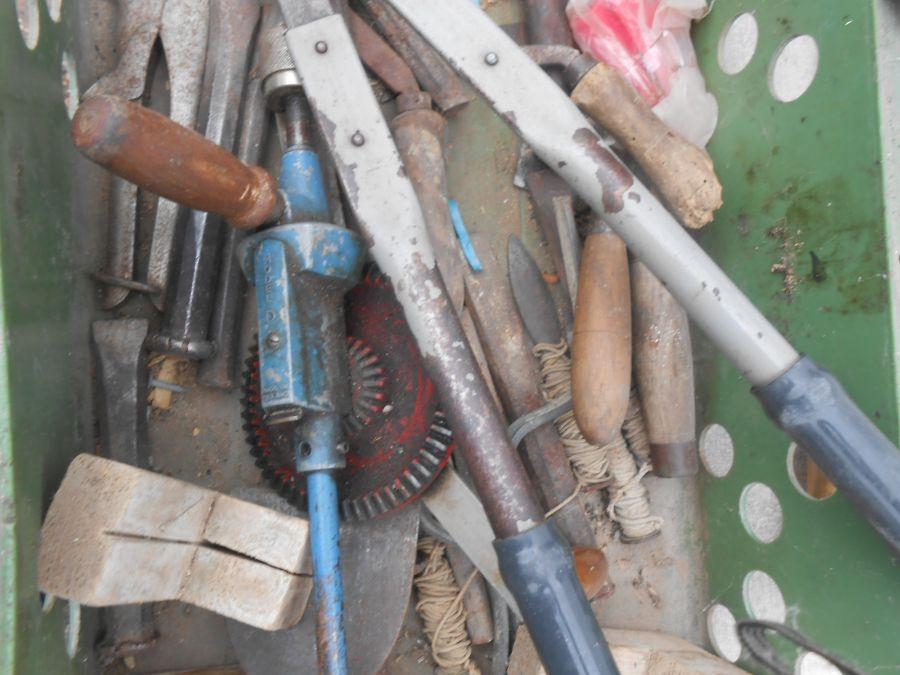 Half Stillage of Tools etc etc ( stillage not included ) - Image 3 of 54