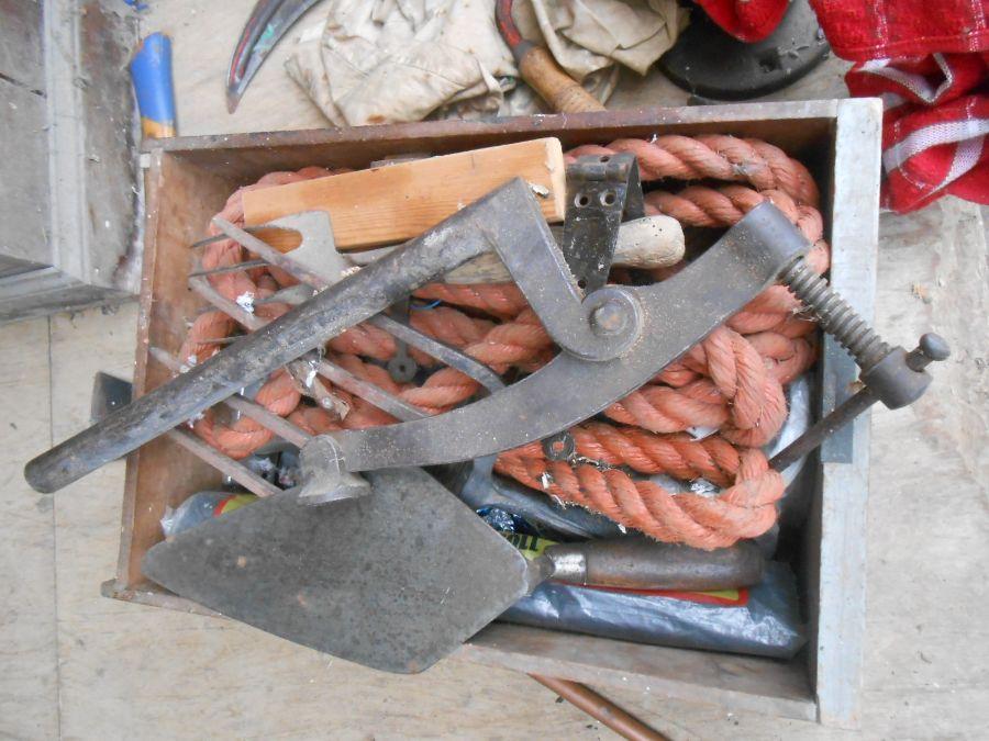 Half Stillage of Tools etc etc ( stillage not included ) - Image 40 of 54