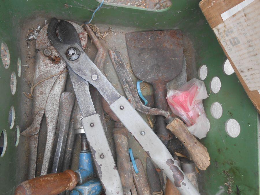 Half Stillage of Tools etc etc ( stillage not included ) - Image 2 of 54